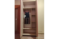 Шкаф в детскую Скаут индиго двухдверный