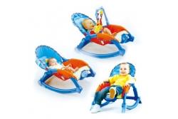 Шезлонг детский 3 в 1 от Baby Mix TT-130824-Blue