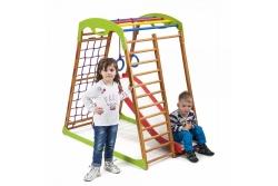 Детский спортивный комплекс  BabyWood Plus 1.