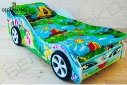 Кровать машинка Принцесса.