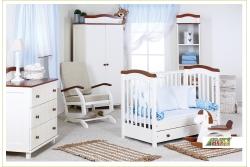 Детская кроватка Klups Raphael.