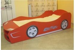 Детская кровать-машина Огонь Fire.