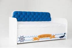 Кровать-тахта детская 160Х80 Коллекция Мой капитан.