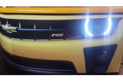 Подсветка фар для кроватки-машинки серии EVO.