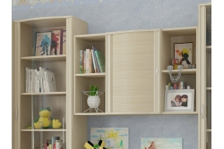 Детская комната Валерия-4, цвет дуб беленый.