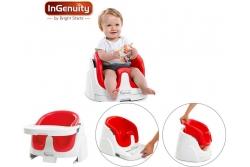 Стульчик-бустер для кормления Baby Base 2-in-1™ - Poppy Red, art 60534.