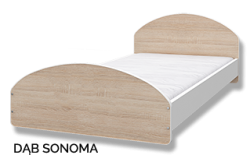 """Кровать подростковая Cross """"Мотокросс"""" 200х90 с матрасом"""