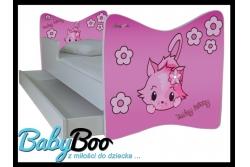 """Кровать детская от 3-х лет Junior """"Baby kitty"""" с ящиком"""