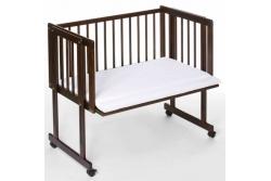 Приставная детская кроватка Easy Baby Dream and Drive (antik).