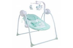 Качели для новорожденных Pituso Marbella TY-008 цвет мята.
