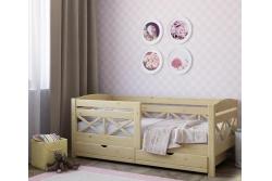 Кровать детская от 3 лет Семь гномов.