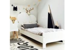 Кровать подростковая Тучка от ТМ Baby-Boo 1800х800.