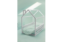 Кровать Домик модель арт. B-B/020 белая.