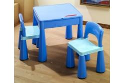 Десткий комплект мебели Tega baby Mamut цвет голубой