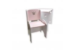 """Столик и стульчик детский """"Принцесса""""."""
